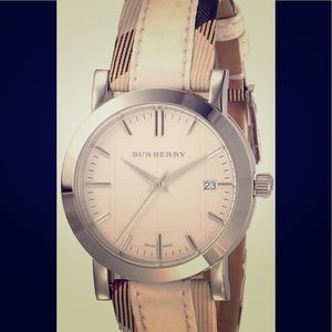 Burberry Watch 🍂🔥⌚️